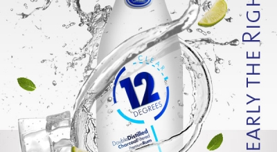 12 Degrees advert