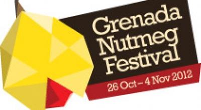 Grenada Nutmeg Festival Logo