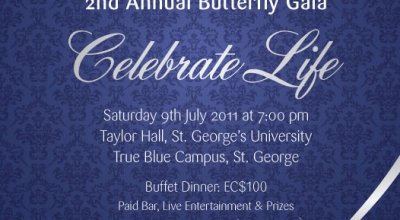 Lupus Foundation Butterfly Gala 2011