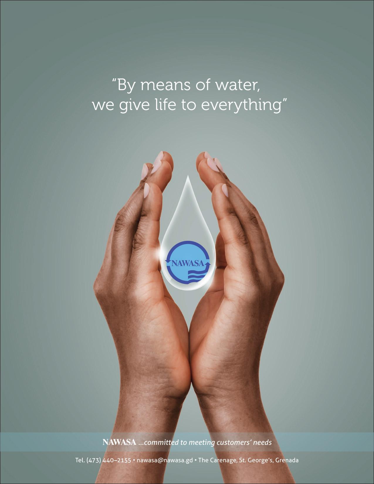 NAWASA corporate ad