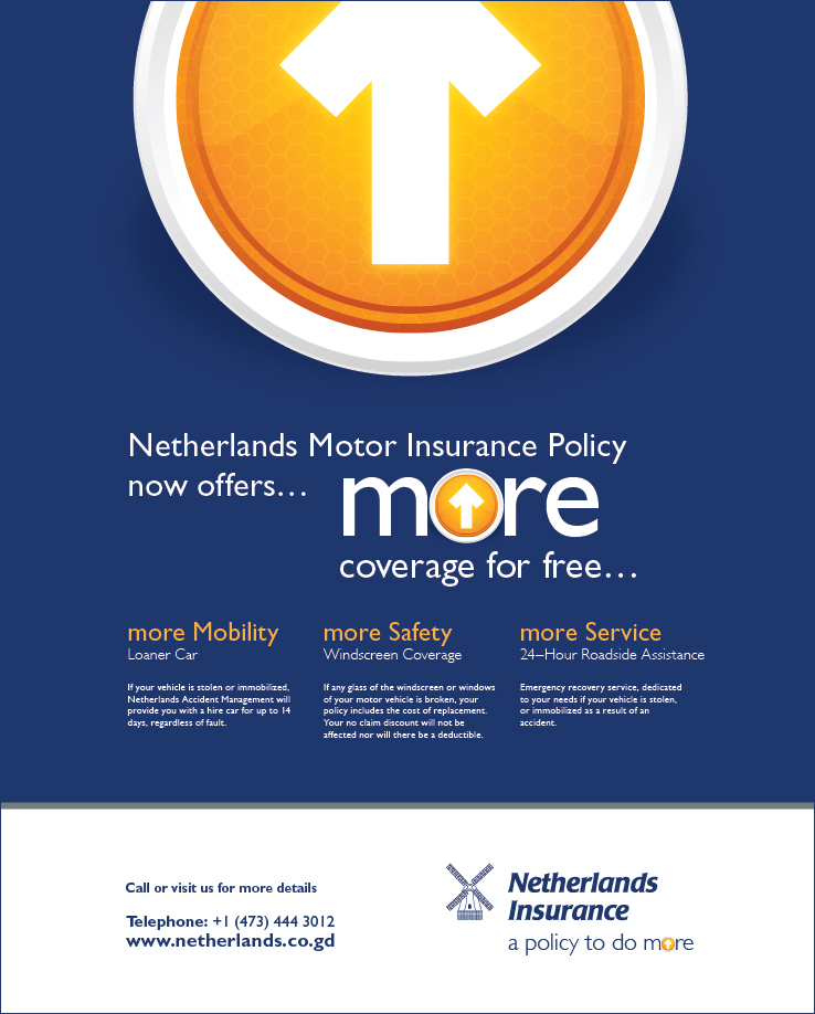 Netherlands more campaign advert
